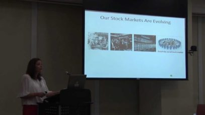 Evolving Capital Markets Crowdfunding Symposium