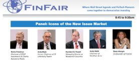 Panel: Icons of the New Issue Market